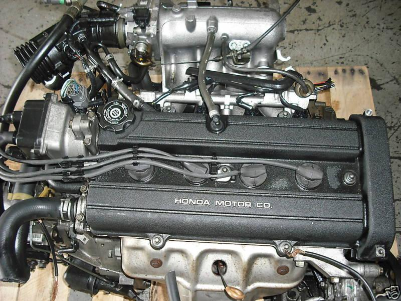 JDM Acura Integra LS GS B18B DOHC Engine