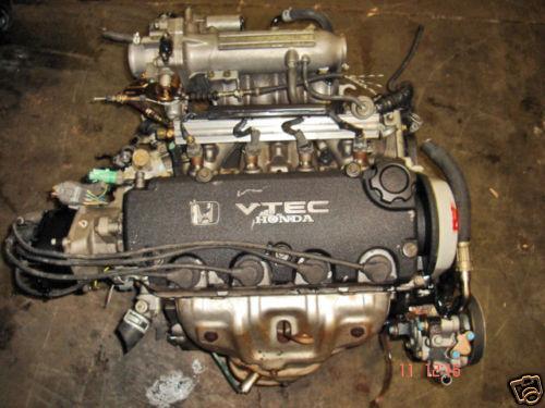 honda civic sohc vtec 1 5l d15b engine