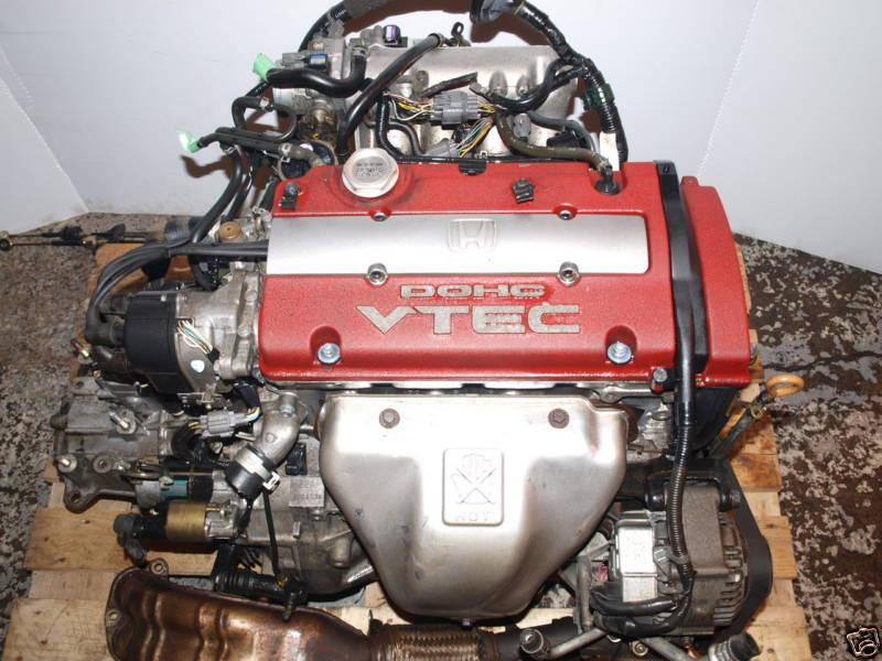 Jdm Honda Prelude Type S H22a Engine