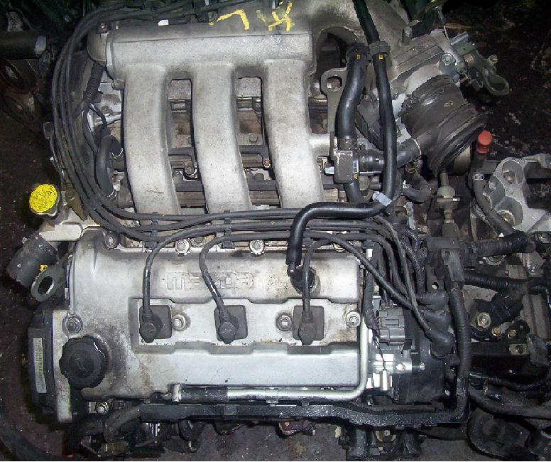Mazda MX6/MX3/626 93-97 DOHC 2.5L KLZE Engine